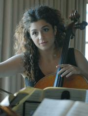 Ani Aznavoorian was featured in Lera Auerbach's <em>Twenty-four Preludes for Cello and Piano</em>.