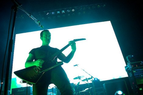 Dethklok's Brendon Small