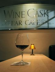 Wine Cask Bar Cafe