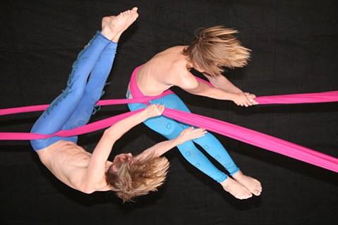 La Petite Chouette Aerial Dance Company to debut <em>Gitana</em> stage production.