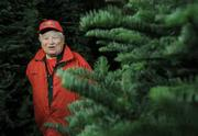 Anthony Dal Bello is celebrating his 55th year selling Christmas trees