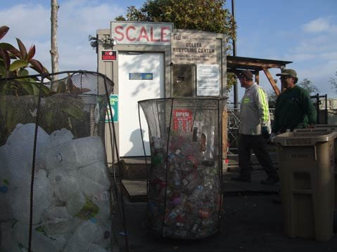 Raids on recycling funds threatens container-refund centers statewide, but not in Santa Barbara.