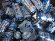 Consumers have, for years, been able to redeem used cans like these at recycling centers for a small amount of money.