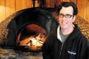 Clark Staub's Full of Life Flatbread exports organic and locally sourced frozen pizzas to markets and distributors in approximately 20 different states.
