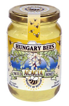 Hungary Bees Honey