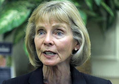 <strong>Keeping mum:</strong>  Santa Barbara's Congressional Representative Lois Capps was hesitant to commit one way or the other on the current conflict in Afghanistan, and wouldn't outright support nor condemn President Obama's decision to send 30,000 more troops to the region. However, Capps, who has been to Afghanistan twice in the past three years, did express concern that pulling out of the region too early would nullify valuable freedoms recently acquired by Afghani women.