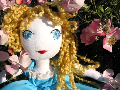 Cheshire Cats, Mad Hatters, and White Rabbits featured at <em>Go Ask Alice</em> art show.