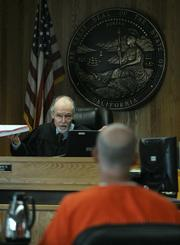 Judge Rick Brown hands down a 23 year prison term to Steven Neff