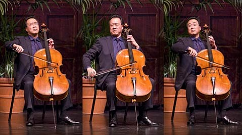 Yo-Yo Ma has been a favorite artist of UCSB's Arts & Lectures for nearly 30 years.
