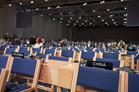 Don't let the empty seat in the negotiating room fool you, without China a climate deal won't mean much.