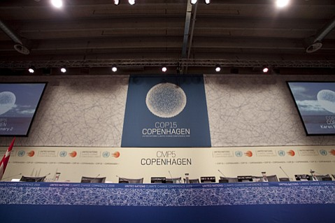"The COP15 provided earth-minded efforts their biggest stage ever but in the end will it be enough? Is the ""Copenhagen Accord"" as empty as these seats?"