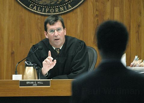 Judge Brian Hill