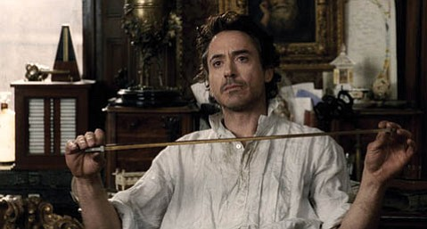 Robert Downey Jr. brings Sherlock Holmes to a new age in director Guy Ritchie's adaptation.
