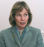 Capps said she's always taken her opponents seriously even though she hasn't faced a serious challenge since 2002.