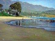 """Hammond's Beach 2"" by Chris Potter"