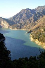 Gibraltar Reservoir