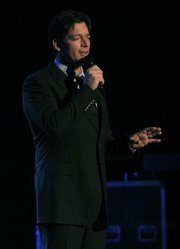 Harry Connick Jr. plays the Arlington Theatre Jan. 26, 2010