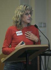 Sally Saenger, Continuing Education Instructors' Association President