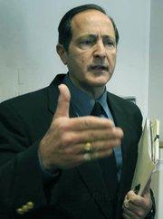 Senior Deputy District Attorney Jerry Lulejian