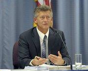 Goleta city councilmember Eric Onnen