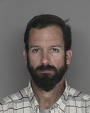 Robert Burke Simpson, 44, was killed on Thursday, April 15, at Hendry's Beach in Santa Barbara.