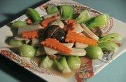 Almond Abalone Shitake Mushroom