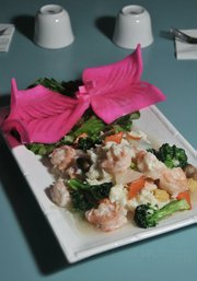 Tong Ting Shrimp