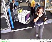 Suspects shown leaving Best Buy