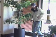 Suspect in Goleta bank robbery on May 21