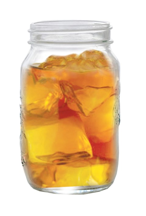 Firefly sweet tea vodka mixed with lemonade