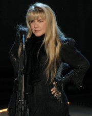 Stevie Nicks at the Santa Barbara Bowl