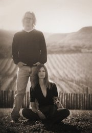 Wes and Chanda Hagen, Clos Pepe Vineyards and Estate Wines