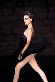 Natalie Portman in <em>Black Swan</em>.