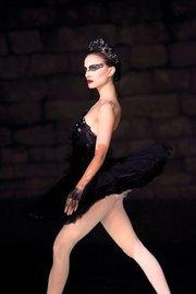 Natalie Portman in <em>Black Swan</em>.