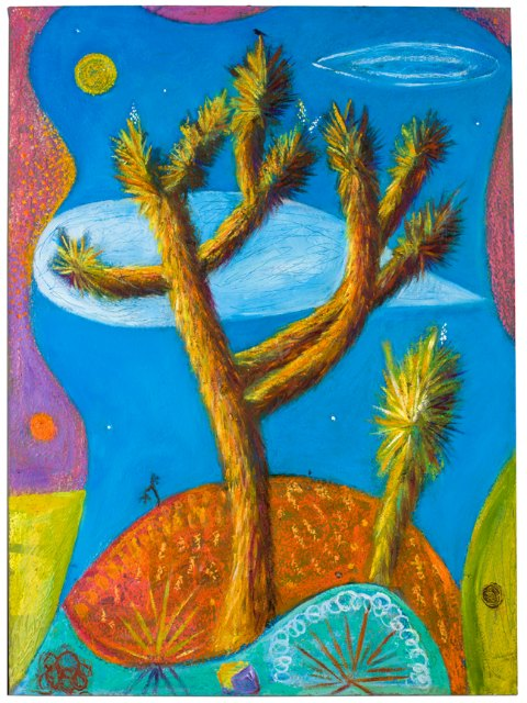 Image result for joshua tree art