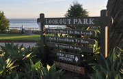 Lookout County Park in Summerland, CA