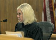 Judge Donna Geck