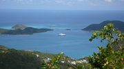 Sea Dream in a Virgin Islands bay.