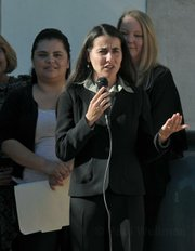 Santa Barbara School Board member Monique Limon