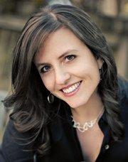 Author Rebecca Skloot