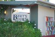 Bart's Books sign