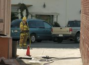 City Police and Fire responded to and closed off Anapumu Street between State and Chapala.