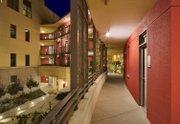 MSRB's interior open-air hallways