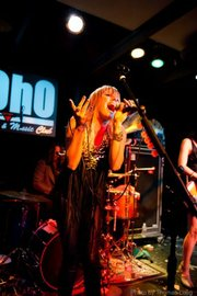 Grace Potter & the Nocturnals at SOhO