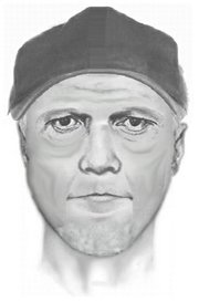 Sketch of suspect