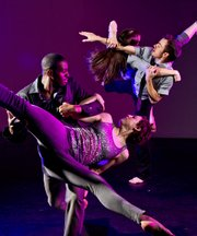 "Choreographer Doug Elkins's ""Mo(or)town"" will debut at the Lobero March 18."