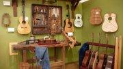 Guitars at the Museum