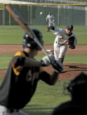 Dons pitcher Danny Zandona went the distance in a victory over Ventura High, striking out eight of their players.
