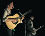 Mumford & Sons at the Santa Barbara Bowl, Monday, April 18.