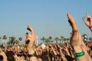 Coachella 2011 fans